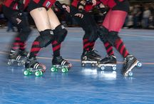 Body movin'. / Indy's sports scene: football, cars, roller derby and everything in between.