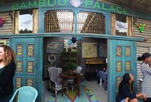 The Bamboo Palace / A space at REEA corner of Richmond and Marlborough ave, Craighall, Joburg for the rejuvenation of furniture and people