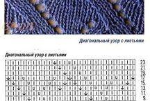 crochet, knitting...