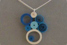Quilled accessories