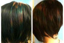 hair / by Destiny Sonnier