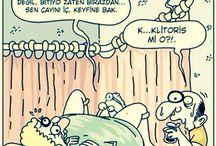Karikatür ler