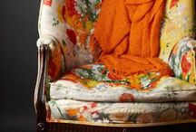 HAVE A SEAT, PLEASE / I love comfortable chairs; i love artistically designed chairs; I love inviting chairs