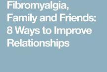 Fibromyalgie und CFS - Hilfe im Alltag