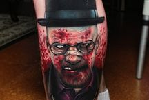 Celebrity Tattoos / by Frieda Masters