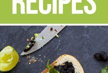 Recipes.