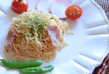 Recipe:麺類、pastas