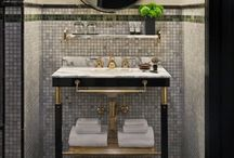 Powder Room | Traditional