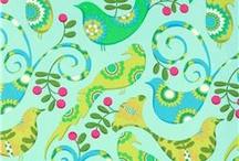 fabrics fabrics fabrics / by Diane Williams