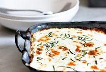 Rosemary chicken lasagna / Chicken
