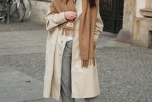 Fashion & Street style (Trench coat)