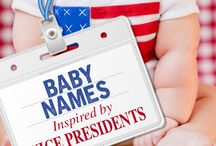 Baby Names / Beautiful and unique picks for baby names / by SheKnows