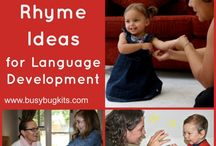 Baby crafts and learning