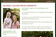 Limited and Mini Sessions / by Louise Couture Photography