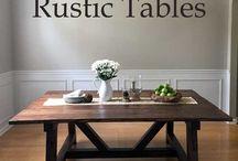 Ana White tables