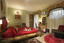 Rooms, Hotel Villa Taormina / Wonderful rooms for a stay of rare elegance in one of the most sought after boutique hotels in Taormina