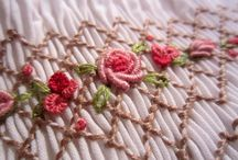 Embroidery-Sulam / The art of embroidery.
