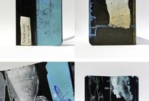Artist Book / Artist books made by Claudia Pomowski/ C.POM or friends