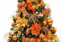 Orange Christmas Various