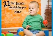 indoor activities ideas