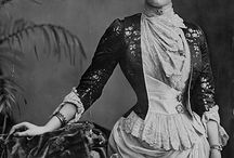 Victorian Fashion - Late