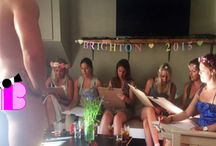 Life drawings / Feeling creative? Check out our life drawing classes, they a fun and light-hearted classes, that are great to kick start your hen party.  www.butlerswithbums.com