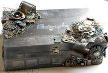 scrap metalic