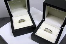 White, Rose and Yellow Gold Rings / Take a look at all of our elegant rings at OrlaJames.com