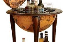 Home Bar Liquor Cabinet / Home Bar Liquor Cabinet