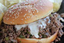 Food: Beef entrees / by Doris McCunn