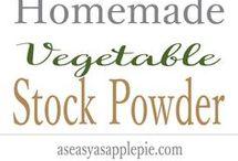 stock powder
