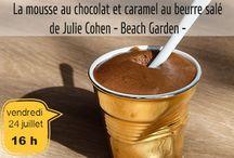 Cours de cuisine / les cours et les recettes dans l'atelier Assiettes & Compagnie à Biarritz