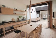 Kitchen and dining / Nature and wood