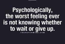 Psychology / by Jill Marie