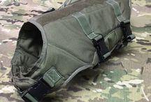 Tactical Canine K9 Vests / Tactical K9 Vets