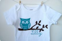 Crafts-Silhouette Baby ideas
