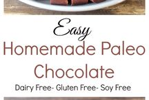 Paleo baking sweet treats ❤️