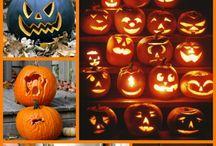 Græskar halloween