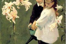 Art: Fine Art - John Singer Sargent