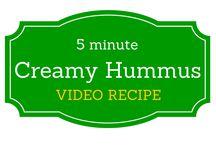 Recipe Videos / Quick and easy recipe videos from colorfulrecipes.com