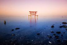 日本の海景