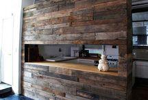 rustic wall