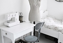 Work Spaces / by Ticking and Toile