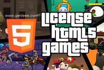 Genieee - License HTML5 games‎