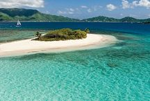 British Virgin Islands  / by Yvonne De Varona