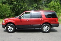 Ford Expedition Red For Sale Very Nice