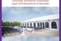 """Colorado Wedding Flowers, Decor, Invitations & Favors, Rentals / Wedding Flowers, Decor, Invitations & Favors, and Rentals es as featured in """"Wedding Sites and Services"""" magazine."""