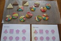 Math for kiddos / by Margaret Stamp