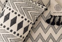 Scandi Boho / We love them both individually so why not combine the two!?