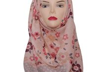 Wool Scarves / Khimar's another great Wool Scarves with different range of scarves.